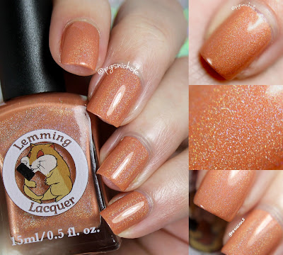Lemming Lacquer Just The Tip | Damn It, I Had Something For This: Part Two