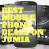 Best Mobile Phone deals on Jumia- less than 20k