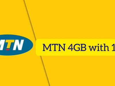 How To Get 4GB Monthly Data With 1200 On Any MTN Sim