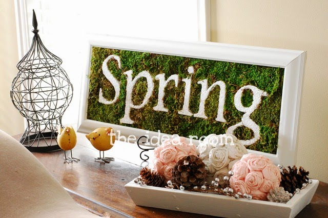 http://www.theidearoom.net/2011/05/styrofoam-3-dimensional-spring-sign.html