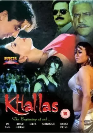 Poster Of Bollywood Movie Khallas (2007) 300MB Compressed Small Size Pc Movie Free Download worldfree4u.com
