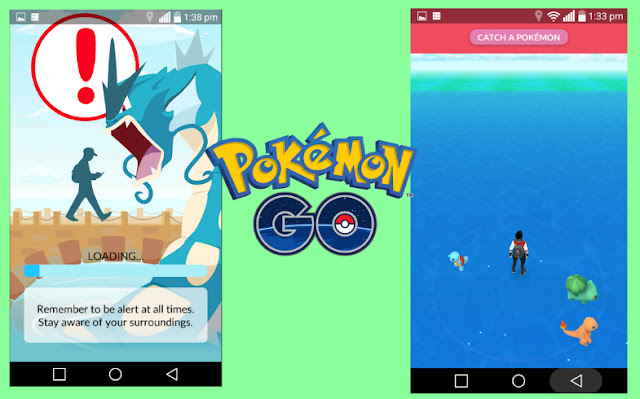 Download Pokemon Go APK file for Android