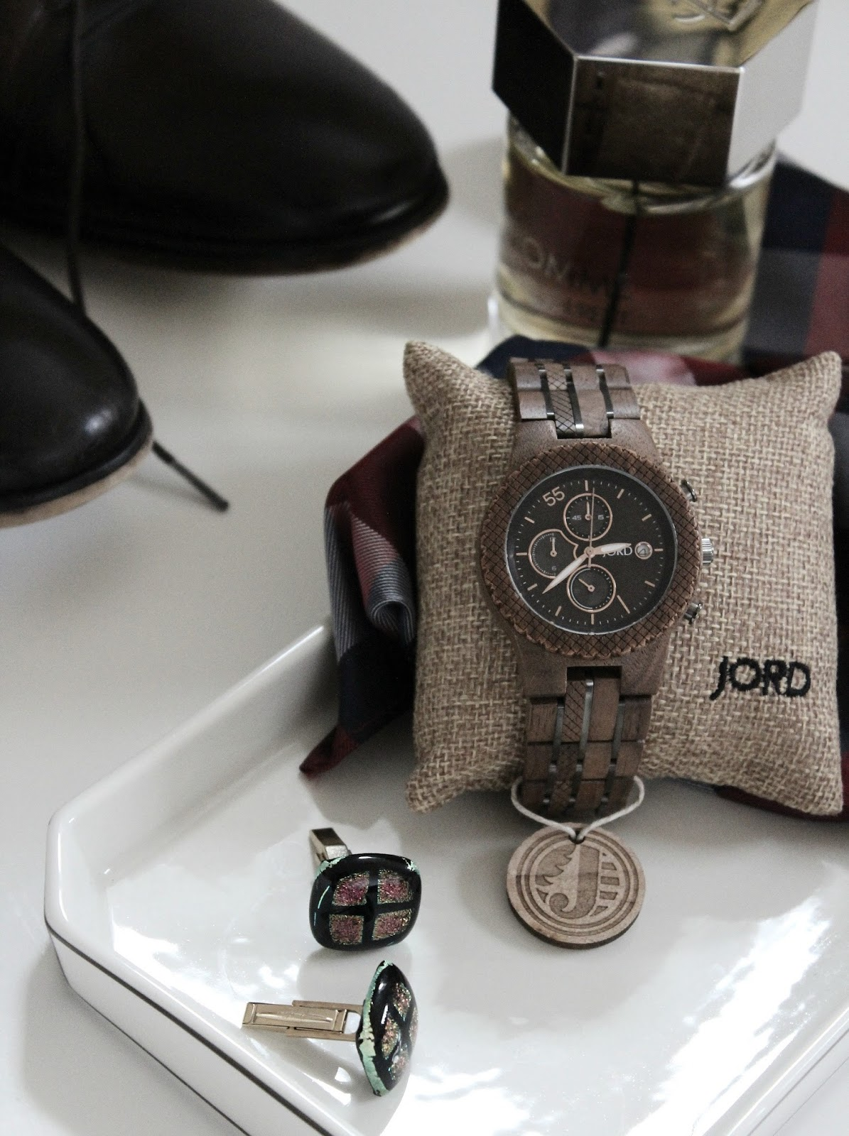 RELATIONSHIP GOALS with JORD WOOD WATCHES and a GIVEAWAY