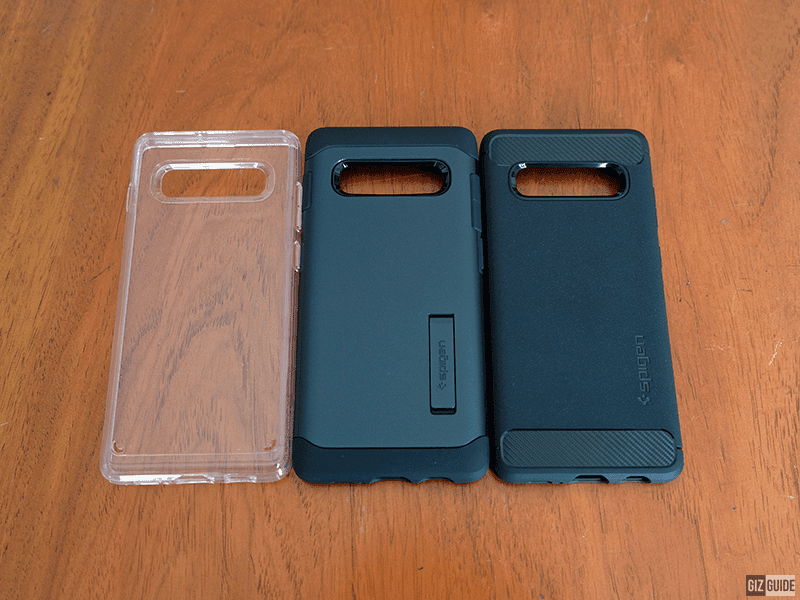 Spigen Cases for the Samsung Galaxy S10 series are now available in the PH!