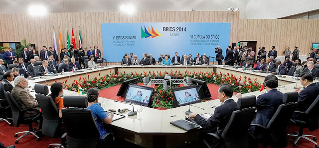 Main areas and topics of dialogue between the BRICS countries are finance and central banks, trade, mutual investments, academic forum and think tanks council, health, science and technology, security, and agriculture.