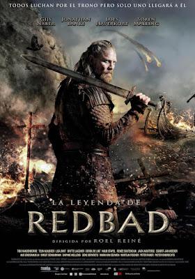 Redbad 2018 DVD R2 PAL Spanish