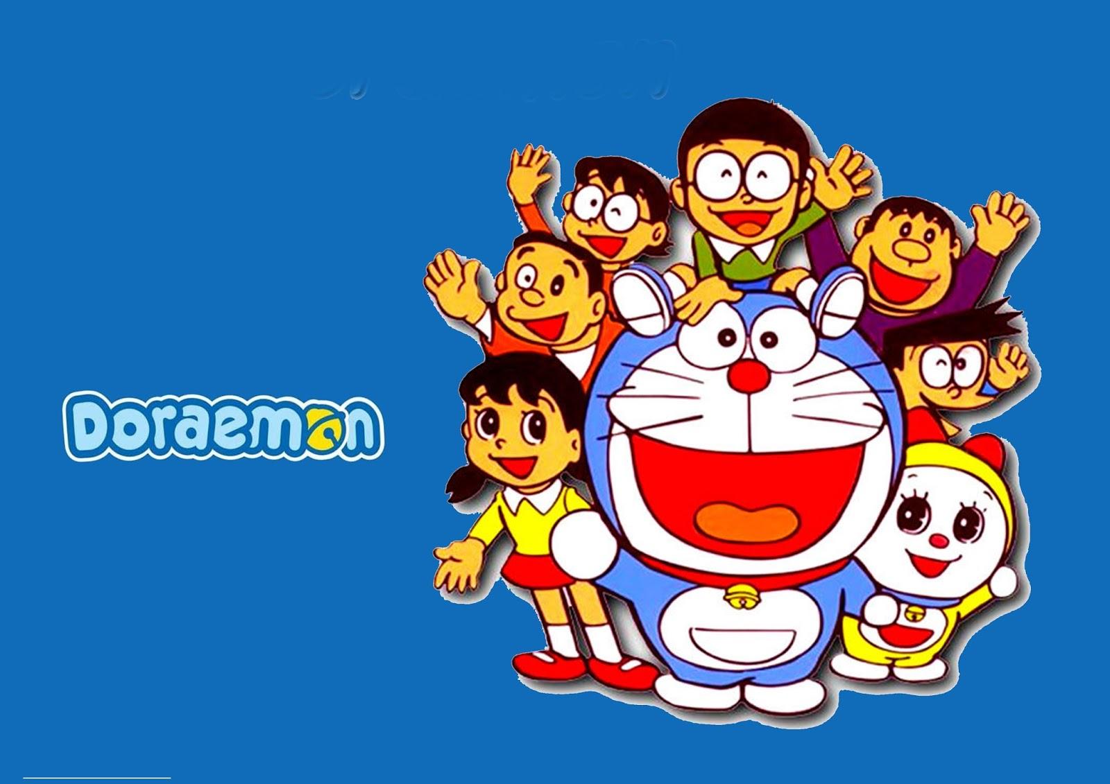 Gambar Doraemon Lucu Untuk Wallpaper Impremedia HERO 57
