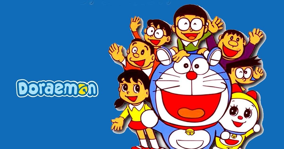 Koleksi Wallpaper Hd 45 Koleksi Gambar Wallpaper Doraemon Terbaru