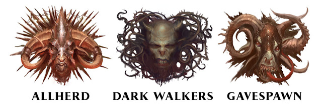 Greatfray Allherd Dark Walkers Gavespawn