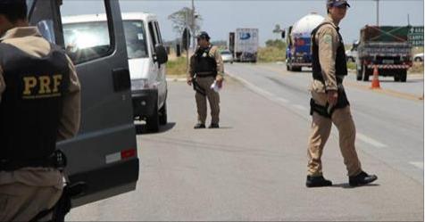 PRF/AL não registra mortes nas BRs de Alagoas durante o final do ano