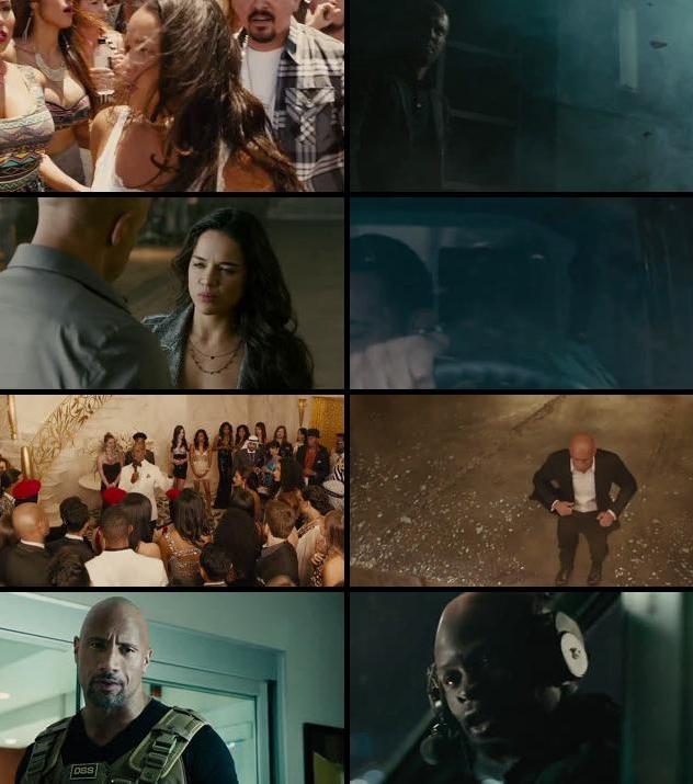 Furious 7 2015 Extended Dual Audio Hindi 480p BluRay