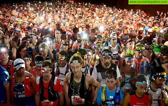 La Transvulcania Naviera Armas 2019 agota su cupo de plazas para las distancias Ultra y Maratón
