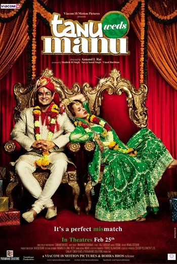 Tanu Weds Manu 2011 Hindi Bluray Download
