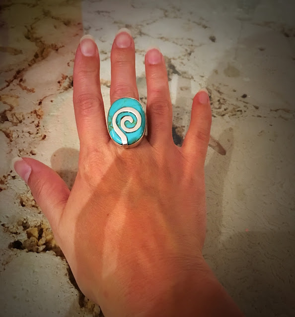 ring, turquoise, silver, turquoise and silver ring, turquoise ring, silver ring