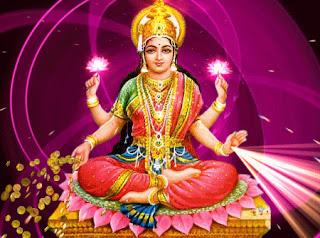 Mahalaksmi Ashtakam lyrics or Namastestu Mahamaye lyrics