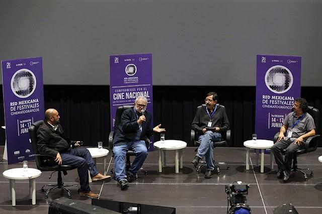 Red Mexicana de Festivales Cinematográficos se reúne en Cineteca FICG.