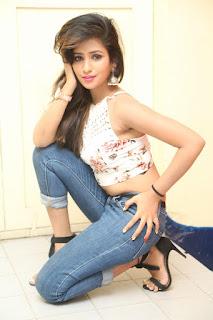 Deekshita Parvathi in a short crop top and Denim Jeans Spicy Pics Beautiful Actress Deekshita Parvathi January 2017 CelebxNext (100).JPG