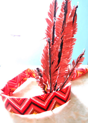 Igorot head dress