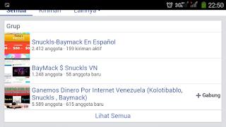 Group facebook baymack-snuckls