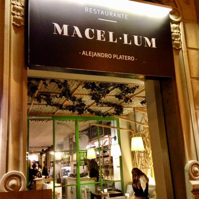 El restaurante Macel.lum inaugura nueva etapa en el centro de la ciudad