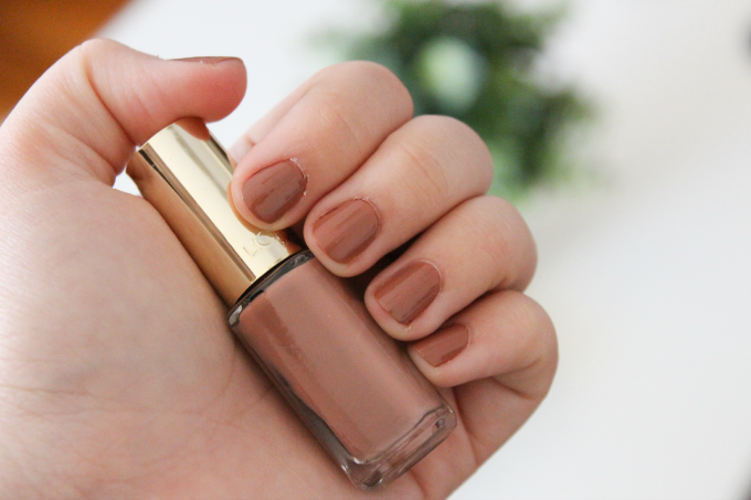L'Oreal Paris Colour Riche Le Vernis In Beige Boheme | Cate Renée