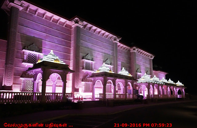 BAPS Shri Swaminarayan Mandir NJ