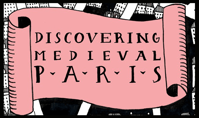 Discovering Medieval Paris Map