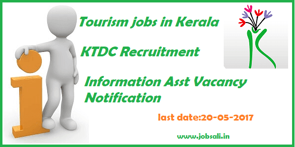 tourism jobs in kerala,information assistant vacancy