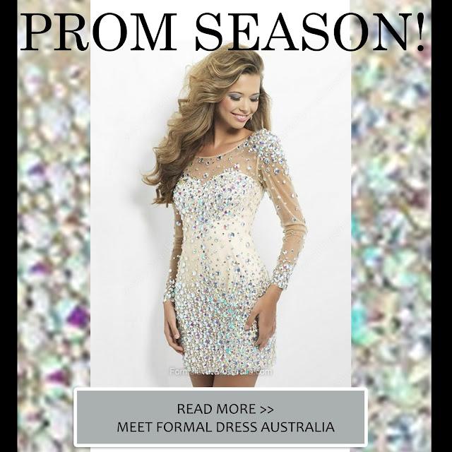 Prom date in Melbourne