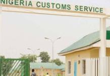 Customs: N100m scrap metals, thick wood intercepts