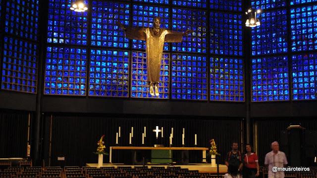 Kaiser Whilhem Memorial Church - Berlim