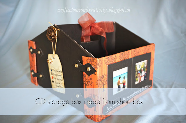 My Indian Version 22 Genius Ways To Repurpose Shoebox