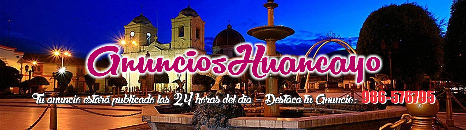 Anuncios Huancayo