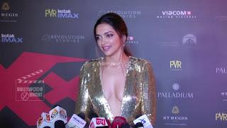 Deepika Padukone Promoting   Return of Xander Cage in India in Golde Gown 07 .xyz.jpg