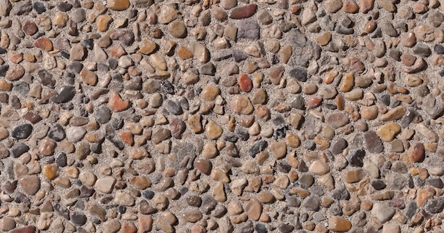 Pebble Stone Floor Seamless Texture
