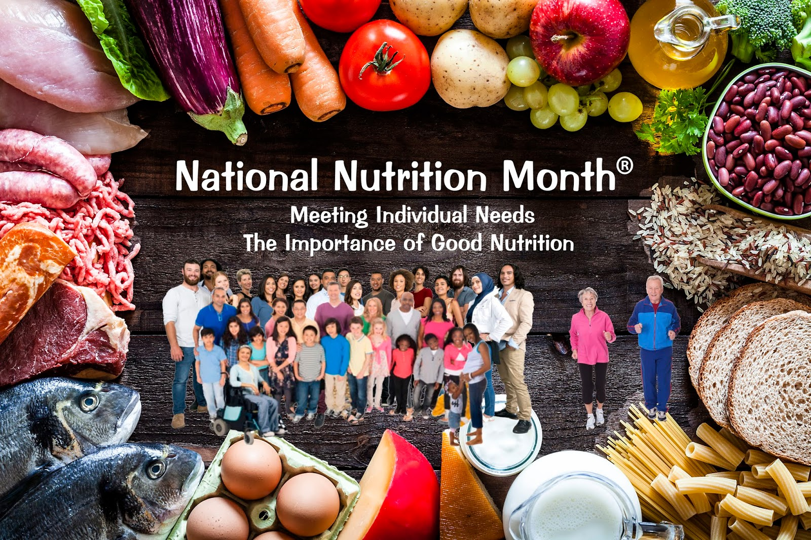 Dietitians Online Blog March Wellness Newscelebrate National Nutrition Month Topics For Journalists Writers Educators And Bloggers