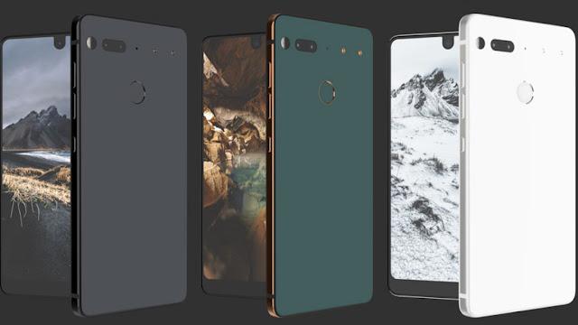 Creatorul Android și-a lansat propriul telefon. Essential Phone