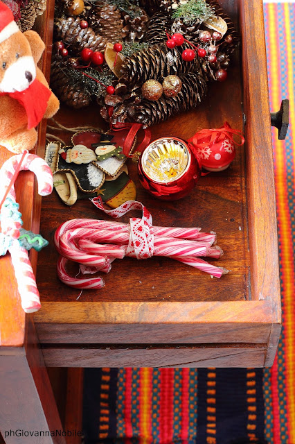 Preparativi per il Natale