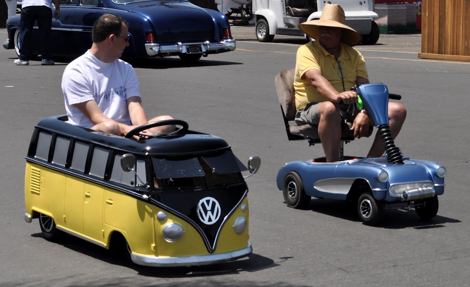 wheelchair hot wheels stackable banquet chairs rod hooligans drag racing through the swap meet