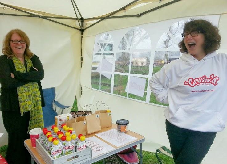Crushed UK Children's Fruit Smoothies