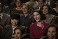 Alex Borstein and Rachel Brosnahan in The Marvelous Mrs. Maisel (5)