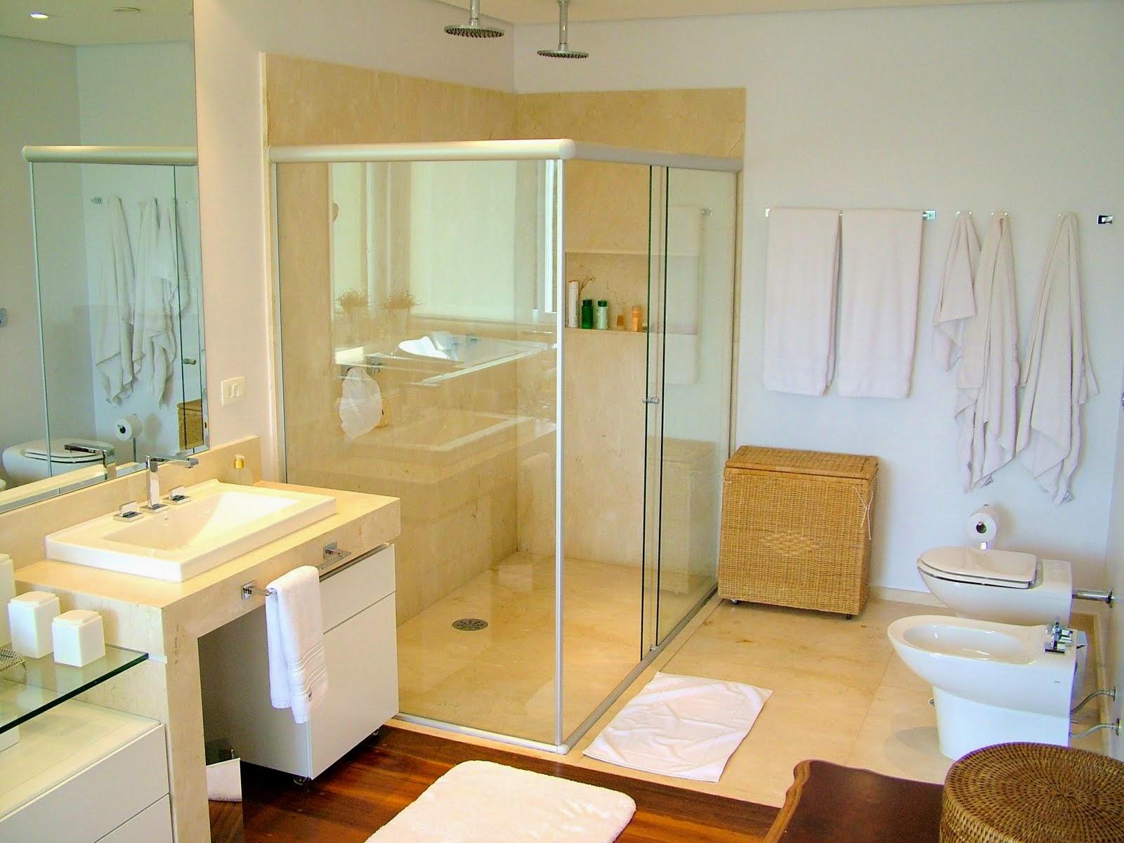 decoracao de banheiros pequenos com box box para banheiro  #703E17 1600 1200