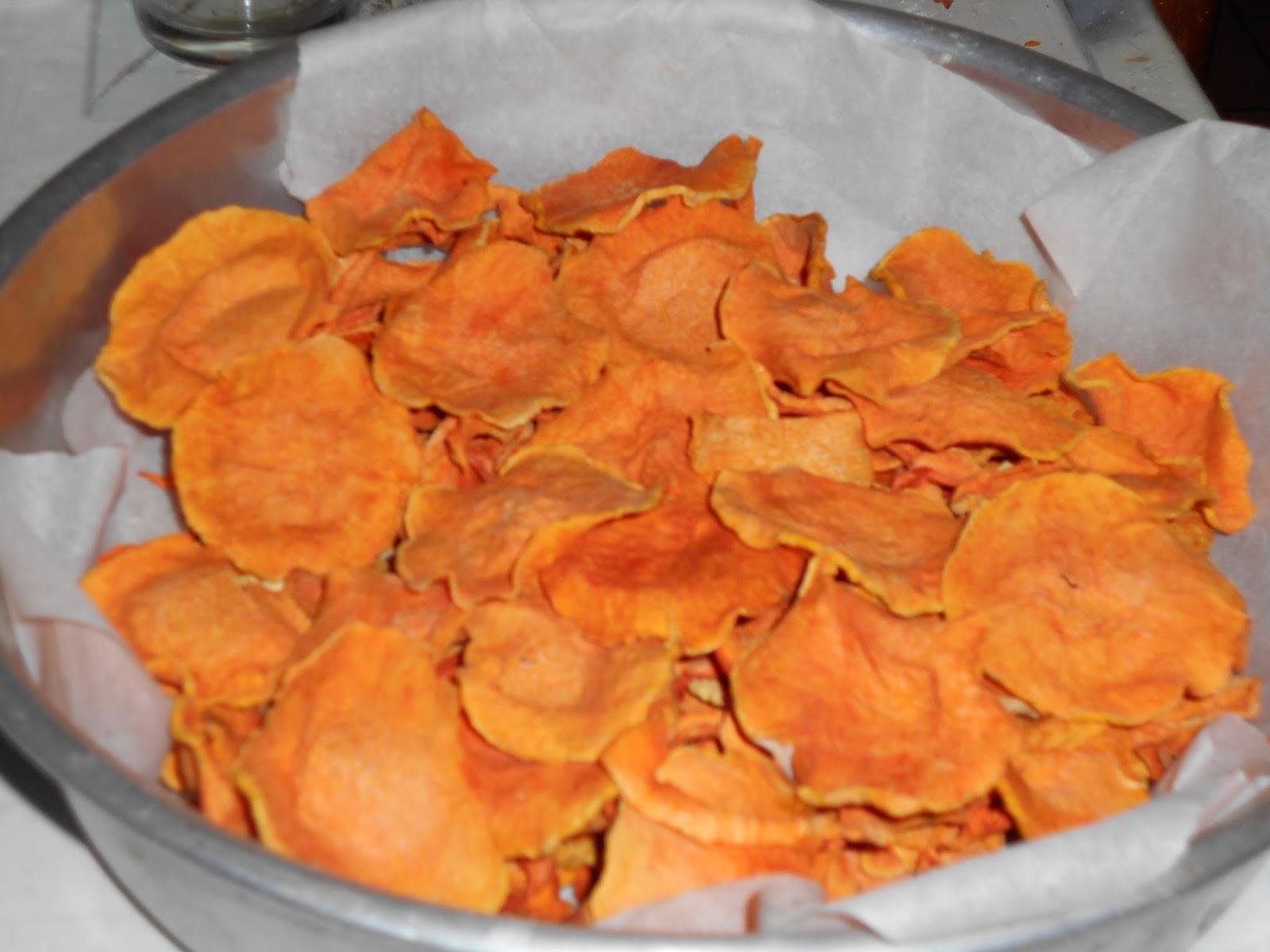 Raccontare un paese dalla mia cucina toscana petali di zucca - Appunti dalla mia cucina ...