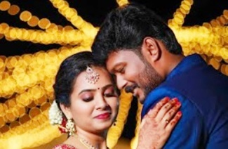 Chennai Grand Engagement Film | Vinoth & Priya