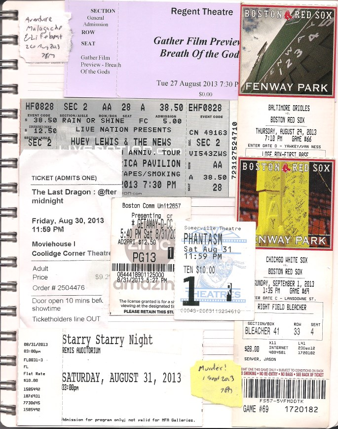 This Week in Tickets