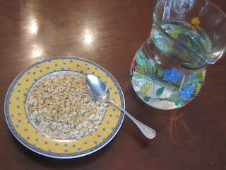 All You Need is Oatmeal and Water!