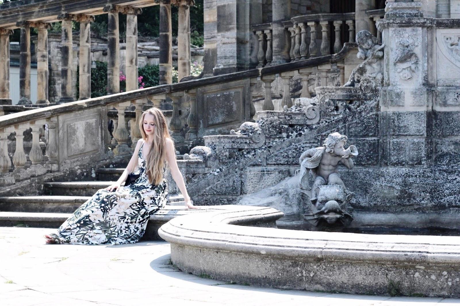 Never Castle travel blogger review