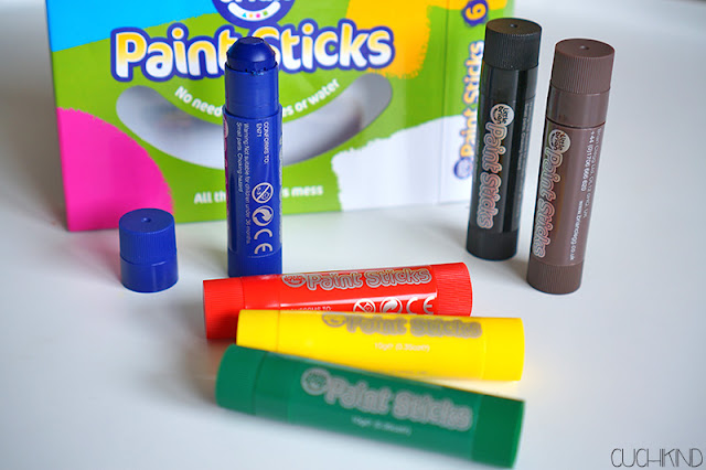 Paintsticks