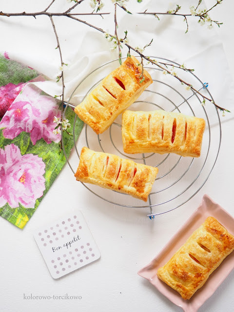 ciasto-francuskie-na-słodko