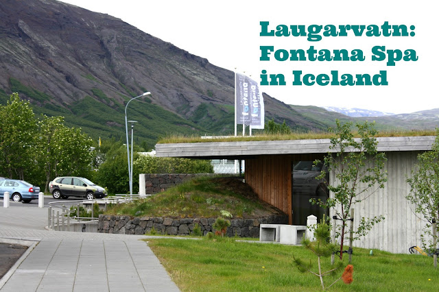 Laugarvatn Fontana Spa in Iceland